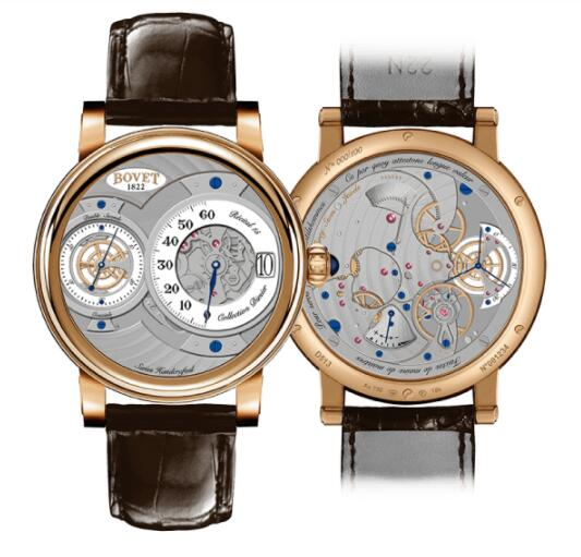 Bovet Dimier Watch Replica Récital 15 R150003