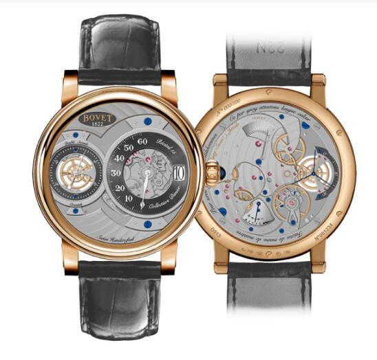 Bovet Dimier Watch Replica Récital 15 R150005