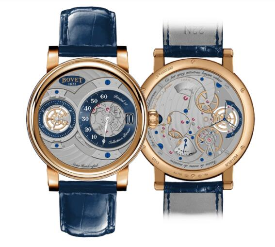 Bovet Dimier Watch Replica Récital 15 R150007
