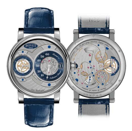 Bovet Dimier Watch Replica Récital 15 R150008