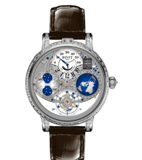Bovet Dimier Watch Replica Récital 18 The Shooting Star R180002-SB123