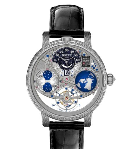 Bovet Dimier Watch Replica Récital 18 The Shooting Star R180004-C1234