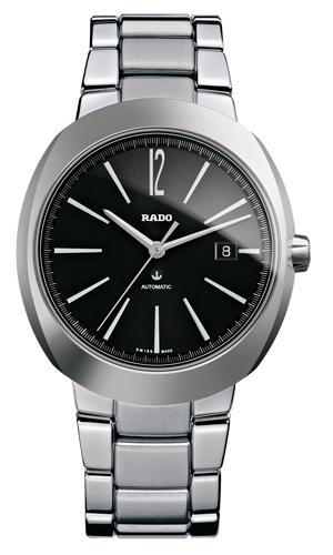 Replica Rado D-Star Automatic sapphire case back Men Watch R15 329 15 3