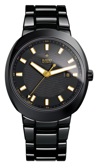 Replica Rado D-Star Automatic sapphire case back Men Watch R15 609 16 2