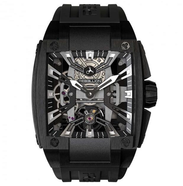 buy Rebellion Re-Volt Skeletonized replica watches