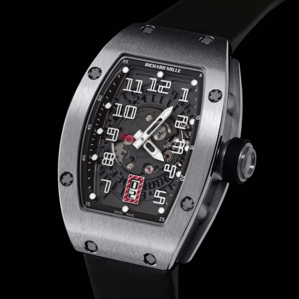 Replica Richard Mille RM 007 Ti Summer Edition 506.45.91X Watch
