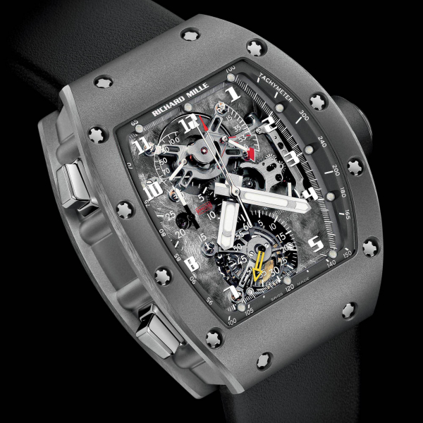 Replica Richard Mille RM 008 WG All Grey 507.06C.91 Watch