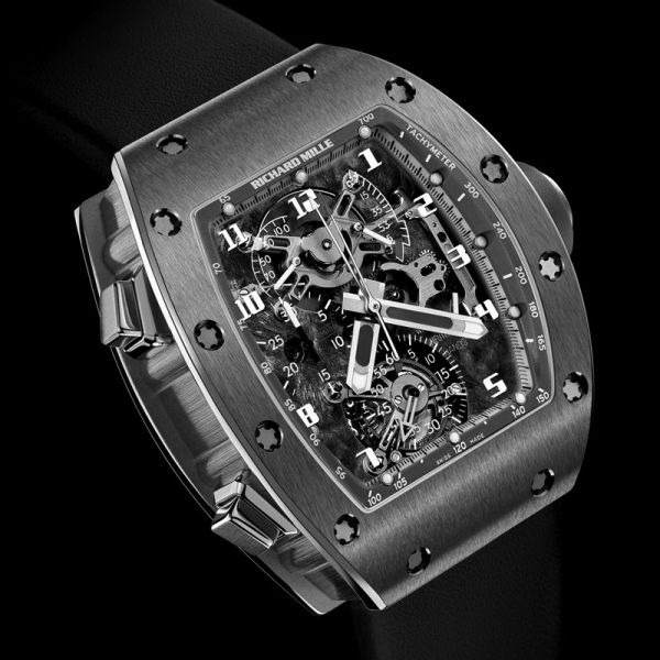 Replica Richard Mille RM 008 WG Felipe Massa 507.06D.91 Watch