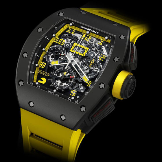 Replica Richard Mille RM 011 FELIPE MASSA FLYBACK CHRONOGRAPH CARBON Watch