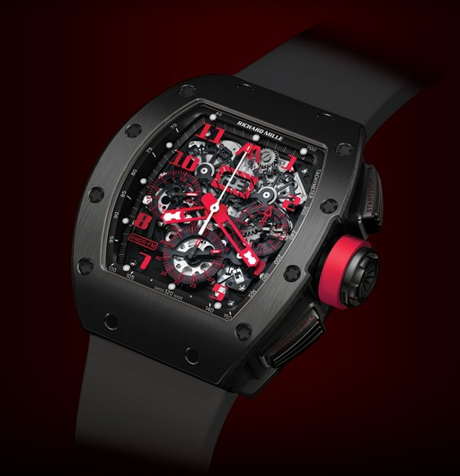 Replica Richard Mille RM 011 Marcus (DLC) Watch