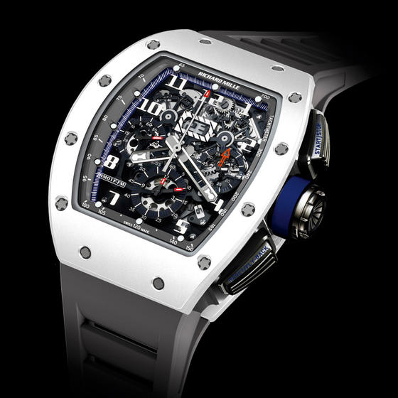 Replica Richard Mille RM 011 POLO DE SAINT-TROPEZ Watch