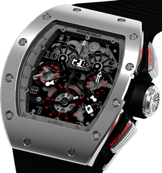 Replica Richard Mille RM 011 Polo de Deauville Watch