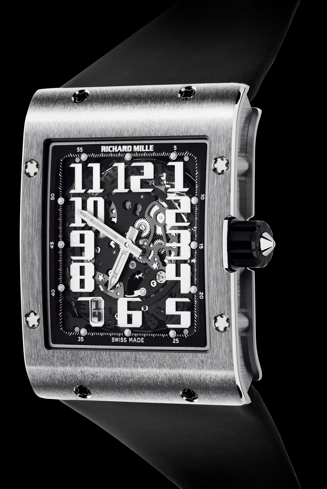 Replica Richard Mille RM 016 Automatic Titanium Watch