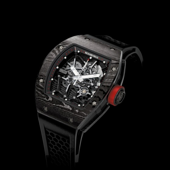 Replica Richard Mille RM 035 ULTIMATE watch Review