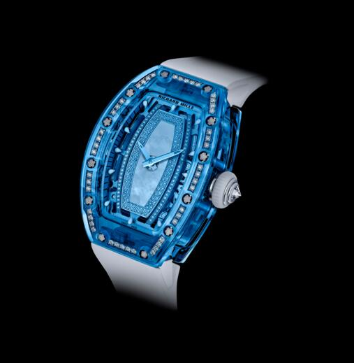 Buy Replica Richard Mille RM 07-02 Gemset Sapphir watch