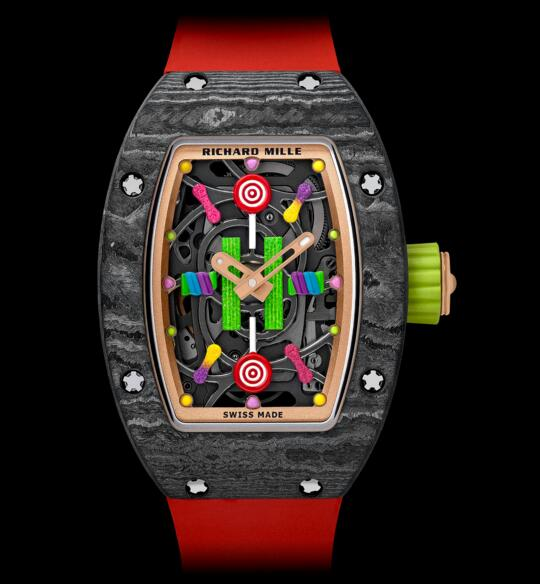 2019 Richard Mille RM 07-03 Automatic Litchi Replica watch