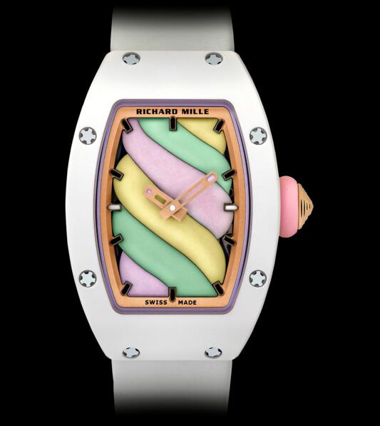 Buy 2019 Replica Richard Mille RM 07-03 Automatic Marshmallow watch Review