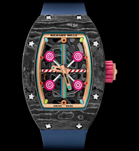 2019 Richard Mille RM 07-03 Automatic Myrtille Replica watch