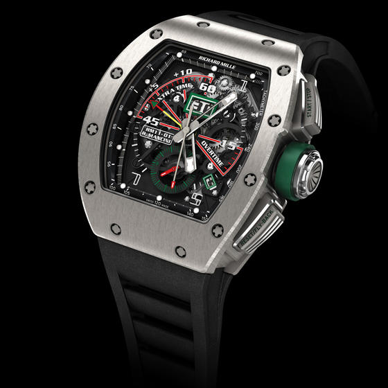 Replica Richard Mille NEW RM 11-01 AUTOMATIC FLYBACK CHRONOGRAPH ROBERTO MANCINI Watch