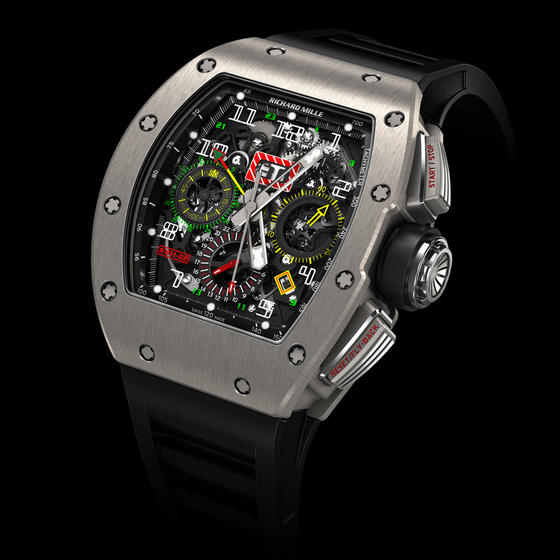 Replica Richard Mille 2014 NEW RM 11-02 FLYBACK CHRONOGRAPH DUAL TIME ZONE Watch