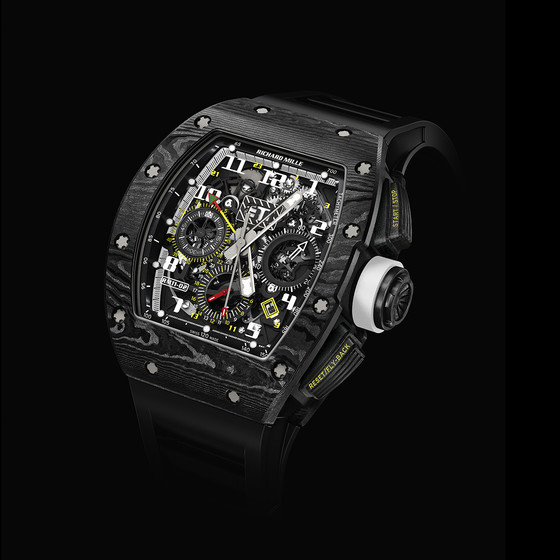 Buy Replica Richard Mille RM 11-02 SHANGHAI watch Review