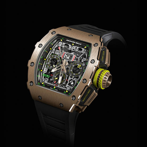 Buy Replica Richard Mille RM 11-03 AUTOMATIC FLYBACK CHRONOGRAPH watch Review