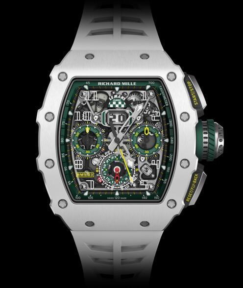 Replica Richard Mille RM 11-03 Flyback Chronograph LMC watch