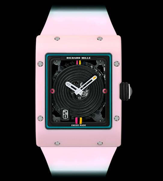 Buy 2019 Replica Richard Mille RM 16-01 Automatic Reglisse watch Review