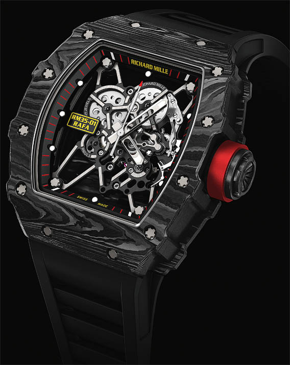 Replica Richard Mille RM 35-01 RAFAEL NADAL Watch