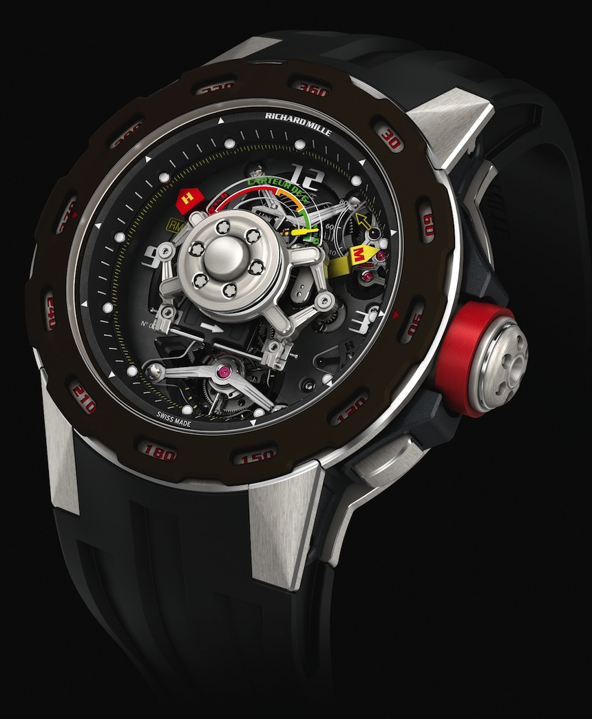 Replica Richard Mille RM 36-01 G-Sensor Sebastien Loeb Limited Edition Watch