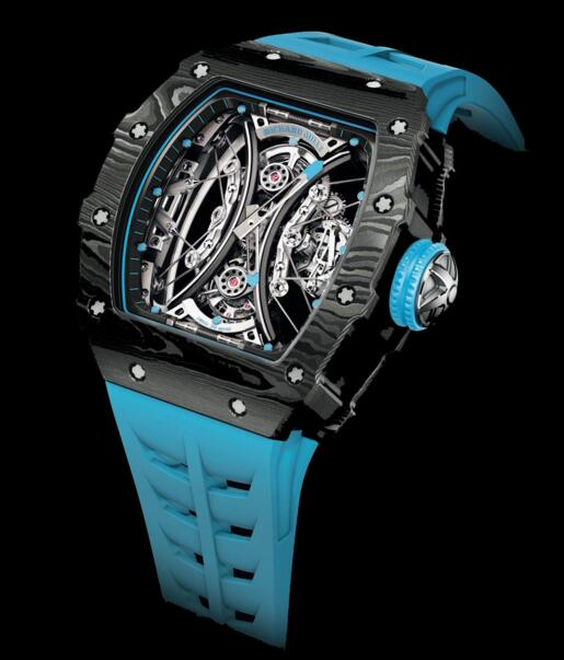 Buy Luxury Replica Richard Mille RM 53-01 Tourbillon Pablo Mac Donough watch