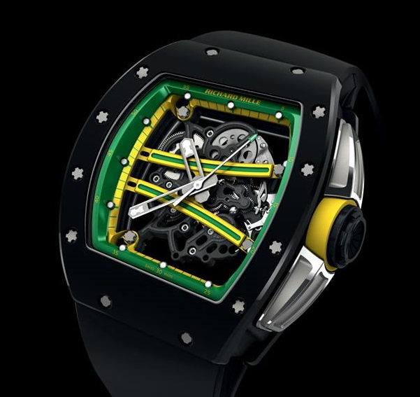 Replica Richard Mille RM 61-01 Yohan Blake Watch