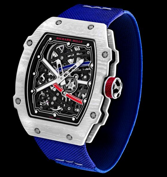 Buy Luxury Replica Richard Mille RM 67-02 Automatic Alexis Pinturault watch