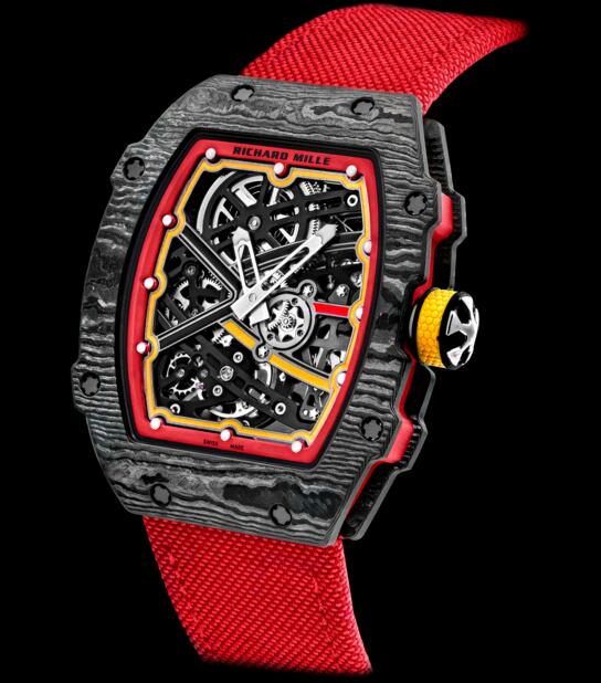 Buy Luxury Replica Richard Mille RM 67-02 Automatic Alexander Zverev watch