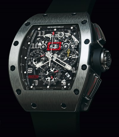 Replica Richard Mille RM011 Felipe Massa Flyback Chronograph Watch