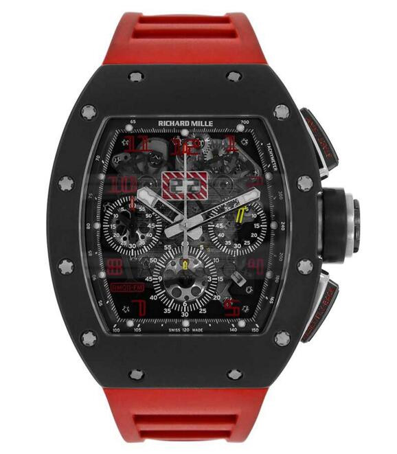 Buy Replica Richard Mille Titanium Chronograph Watch RM011