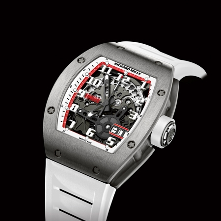 Replica Richard Mille RM 029 2014 RM 029 JAPAN LIMITED EDITION Automatic Oversize Date Men Watch
