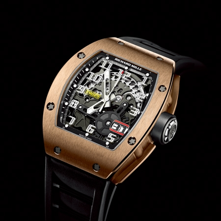 Replica Richard Mille RM 029 Automatic Oversize Date(2011) Men Watch