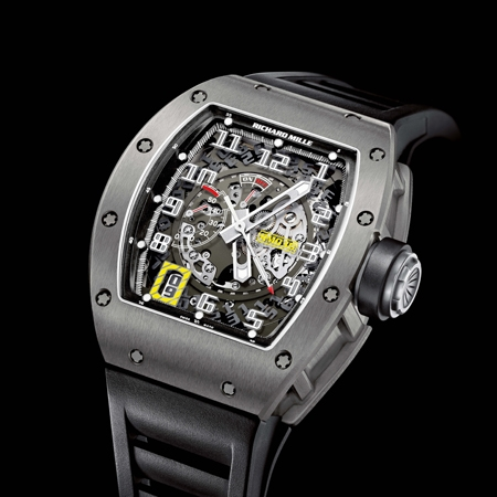 Replica Richard Mille RM 030 Automatic Declutchable Rotor (2011) Men Watch