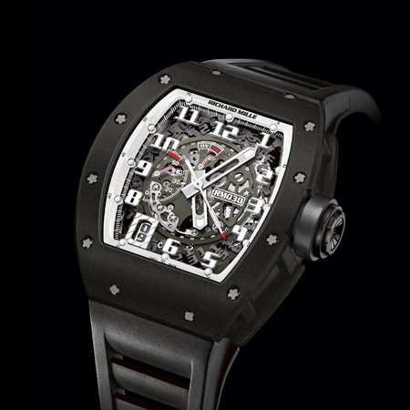 Replica Richard Mille RM 030 Automatic Declutchable Rotor Japan Limited Edition Men Watch