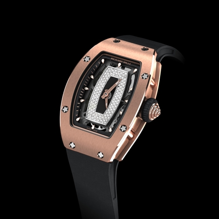 Replica Richard Mille RM 007 2014 RM 07-01 New Ladies Automatic RG Women Watch
