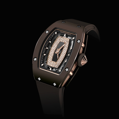 Replica Richard Mille RM 007 2015 RM 07-01 New Ladies RG Automatic Women Watch