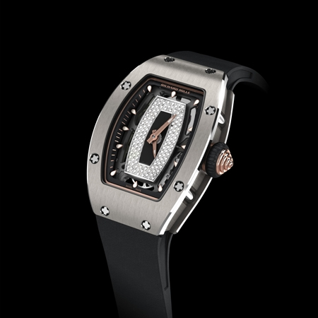 Replica Richard Mille RM 007 2014 RM 07-01 New Ladies WG Automatic Women Watch