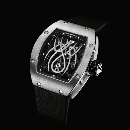 Replica Richard Mille RM 019 2014 RM 19-01 TOURBILLON NATALIE PORTMAN Men Watch