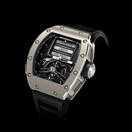 Replica Richard Mille 2015 NEW RM 69 EROTIC TOURBILLON Men Watch