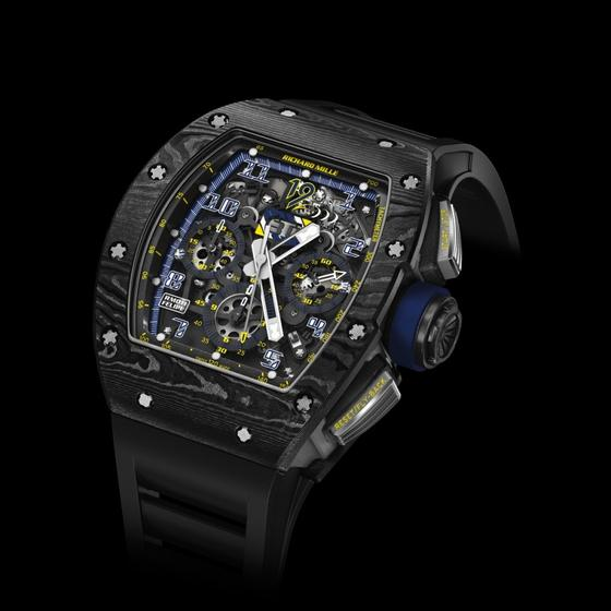 Replica Richard Mille 2015 RM 011 FELIPE MASSA Carbon Men Watch