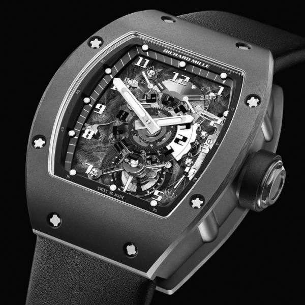 Replica Richard Mille RM 003 Pt All Grey 502.48C.91 Watch