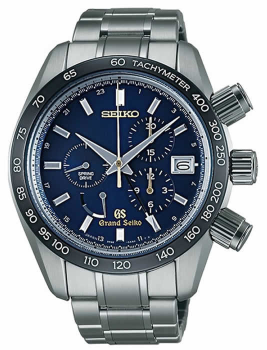 Grand Seiko Spring Drive SBGC013 Limited Edition watches review