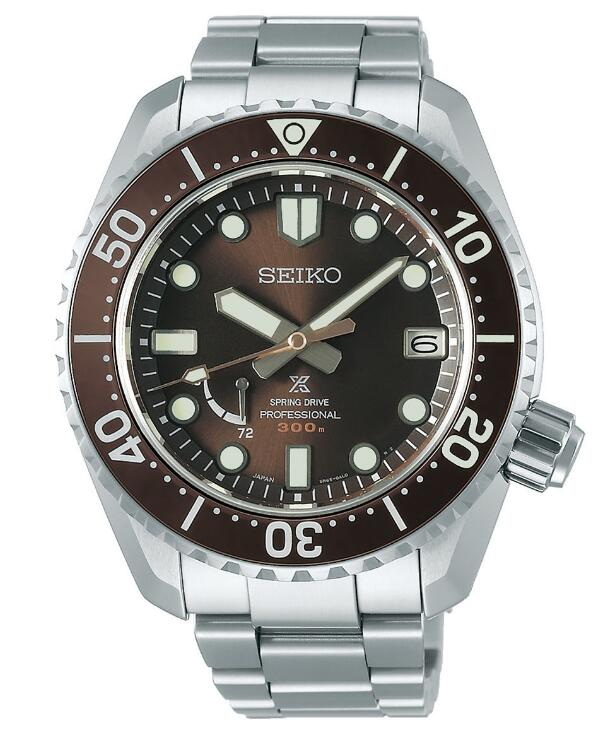 Seiko Prospex LX Line Spring Drive Limited Edition SNR041J1 mens watches