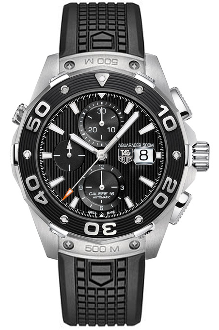 Tag Heuer Aquaracer Diver Men's Watch CAJ2110.FT6023 sale